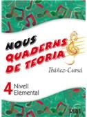 Nous Quaderns de Teoria, Vol.4 - Nivell Elemental. Book