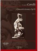 Arcangelo Corelli: Concerti Grossi, Op.VI, Volume 2. Chamber Group Sheet Music, CD-Rom
