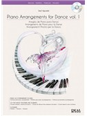 Piano Arrangements for Dance Vol.1, Arreglo de Piano para Danza. Sheet Music, CD