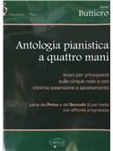Elena Buttiero: Piano Antologia A Quattro Mani