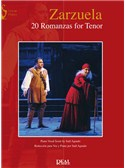Zarzuela: 20 Romanzas for Tenor