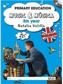 Music & M�sica Volumen 5 (Student Activity Book). Book, DVD (Region 0)