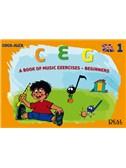 C E G (Do Mi Sol) 1