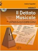 Andrea Cappellari: Il Dettato Musicale Volume 2