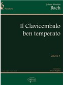 Johann Sebastian Bach: The Well-Tempered Clavier - Volume 1
