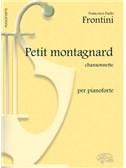 Francesco Paolo Frontini: Petit Montagnard (Chansonette), per Pianoforte