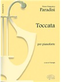 Pietro Domenico Paradisi: Toccata, per Pianoforte