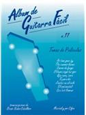 Album de Guitarra Fácil N.11 - Temas de Peliculas. Sheet Music