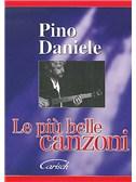 Pino Daniele: Le Pi� Belle Canzoni. Lyrics & Chords Sheet Music