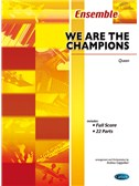 Queen: We Are The Champions (Score/Parts)