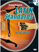 Latin Standard for Jazz Guitar. Sheet Music, CD