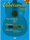 Chitarra, 3a. Antologia di Successi. Guitar Tab Sheet Music, CD
