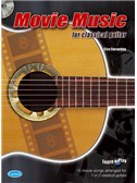 Movie Music for Classical Guitar. Sheet Music, CD