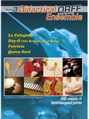 Didactical Ensemble Orff, Volume 3