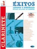 �xitos Latinos y Espa�oles de Hoy, de Ayer, de Siempre (Clarinete). Sheet Music, CD