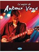 Lo Mejor de Antonio Vega. PVG Sheet Music