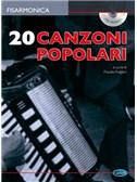 20 Canzoni Popolari per Fisarmonica