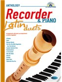 Latin Duets for Recorder & Piano