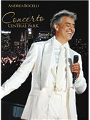 Andrea Bocelli: A Night in Central Park. PVG Sheet Music