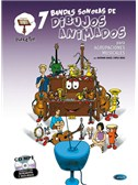 7 Dibujos Animados - Director. Orchestra Sheet Music, CD