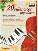 20 Villancicos Populares. PVG Sheet Music, CD