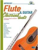 Classical Duets for Flute and Guitar Vol.1. Sheet Music, CD