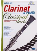 Andrea Cappellari: Classical Duets - Clarinet/Piano (Book/CD)