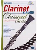 Andrea Cappellari: Classical Duets - Clarinet/Piano (Book/CD)