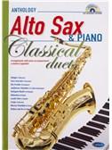 Andrea Cappellari: Classical Duets - Alto Saxophone/Piano (Book/CD)