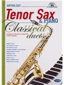 Andrea Cappellari: Classical Duets - Tenor Saxophone/Piano (Book/CD)