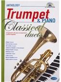 Andrea Cappellari: Classical Duets - Trumpet/Piano (Book/CD)