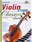 Andrea Cappellari: Classical Duets - Violin/Piano (Book/CD)