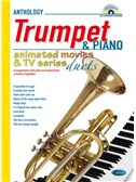 Animated Movies and TV Duets for Trumpet And Piano