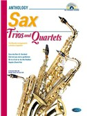 Cappellari Sax Trios 4tets Bk/Cd