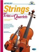 Cappellari Strings Trios 4tets Bk/Cd