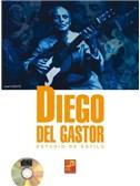 Diego Del Gastor Gtr Bk/Cd