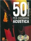 Stefano Liberini: 50 Accompagnamenti Per Chitarra Acustica (Book/CD/DVD)