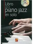 Cristian Balderas: Libro Para El Piano Jazz En Solo (Book/DVD)
