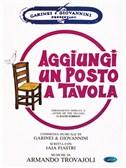 Armando Trovajoli: Aggiungi un posto a tavola