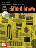 Essential Jazz Lines In The Style Of Clifford Brown: C Edition (Book/CD)