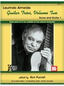 Laurindo Almeida Guitar Trios, Volume 2. Sheet Music