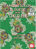 John King: Famous Solos And Duets For The Ukulele (Book/Online Audio)