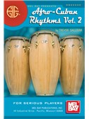 Gig Savers: Afro-Cuban Rhythms, Vol. 2. Percussion Sheet Music