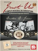 Just Us:  14 Complete Notation & Tab Transcriptions