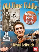 Brad Leftwich: Old-Time Fiddle Round Peak Style (Book/Online Audio)