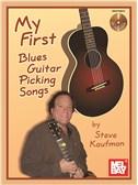Steve Kaufman: My First Blues Guitar Picking Songs