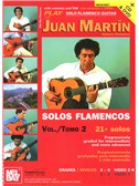 Play Solo Flamenco Guitar With Juan Martin - Volume 2 (Book/CD/DVD)