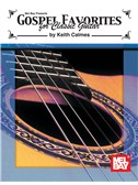Gospel Favourites For Classical Guitar
