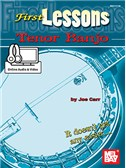 Joe Carr: First Lessons Tenor Banjo (Book/Online Media)