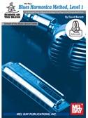 Blues Harmonica, Level 1 (Book/Online Audio)